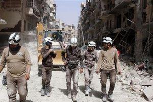 Nga muốn 'tống' nhóm Mũ trắng khỏi Syria ngay lập tức