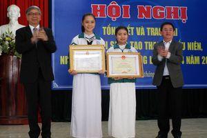 Lâm Đồng: Trao 44 giải thưởng Cuộc thi sáng tạo thanh niên, thiếu niên, nhi đồng