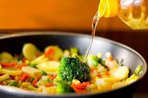 Những lưu ý để sử dụng dầu ăn tốt nhất cho sức khỏe
