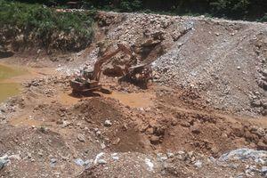 Vụ xâm hại rừng đặc dụng Thần Sa để tìm vàng: Thái Nguyên kiểm tra lần thứ 3!