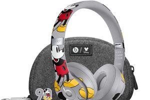 Apple hợp tác Disney ra mắt tai nghe Mickey