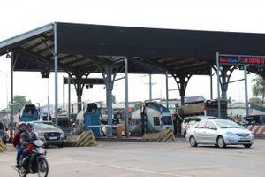 TP.HCM thu tự động không dừng tại trạm BOT An Sương - An Lạc
