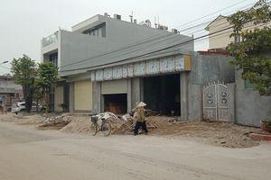 212 ngôi nhà xây dựng trái phép trên đất quốc phòng ở Hải Phòng