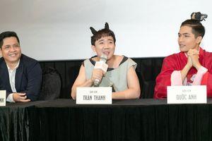 Trấn Thành thừa nhận không chuyên nghiệp, vô trách nhiệm khi đóng phim