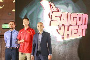 Saigon Heat đặt mục tiêu vào bán kết giải bóng rổ nhà nghề Đông Nam Á