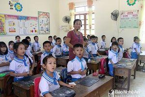 Loay hoay chuyển đổi giáo viên ở Thanh Hóa