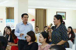 Phụ nữ tại Thanh Hóa và Bến Tre được cung cấp kiến thức về khởi nghiệp