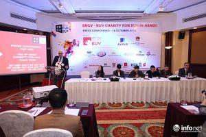 Đại sứ Anh tại Việt Nam tham gia BBGV Charity Fun Run