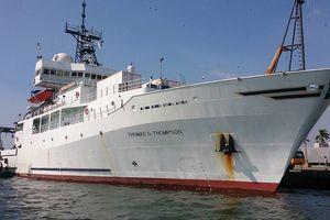 Trung Quốc 'sôi máu' vì tàu hải quân Mỹ cập cảng Đài Loan tới 4 ngày