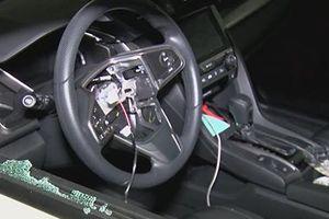 Trộm túi khí trên ô tô của Honda bán với giá lên đến 12 triệu đồng