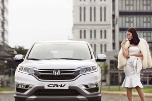Honda bán 2.359 ô tô trong tháng 9, CR-V 'hot' nhiều người Việt mua nhất