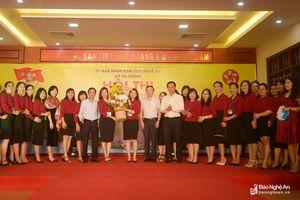 Cán bộ, công chức Sở Tài chính 'Chung tay cải cách hành chính'