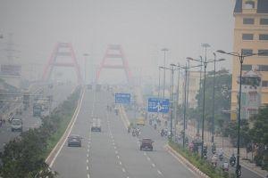 TP.HCM: Ô nhiễm không khí tăng đột biến, đe dọa sức khỏe người dân