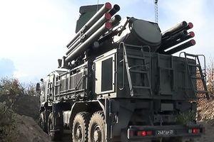 Lực lượng Phòng thủ không gian Nga nhận tên lửa S-400, Pantsir-S
