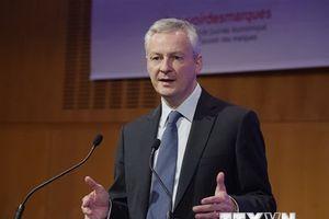 Bộ trưởng Tài chính Pháp không tham dự hội nghị đầu tư ở Saudi Arabia