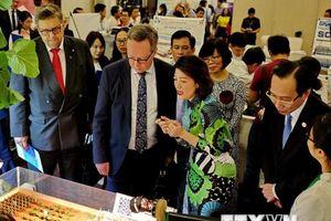 Khai mạc Tuần lễ đổi mới sáng tạo và khởi nghiệp TP Hồ Chí Minh