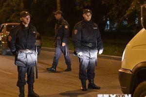 Crimea truy tìm đồng phạm trong vụ tấn công bằng bom tại Kerch