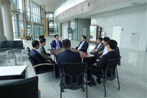 Hàn Quốc đề xuất họp văn phòng liên lạc với Triều Tiên vào ngày 19/10