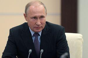 Tổng thống Putin chỉ trích quân Mỹ gây ra thất bại 'thảm hại' tại Syria