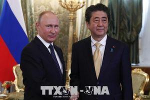 Nhật Bản chưa thể lập tức ký hiệp ước hòa bình với Nga