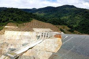 Quảng Nam thận trọng với thủy điện sông Bung 2 sau sự cố vỡ hầm dẫn dòng