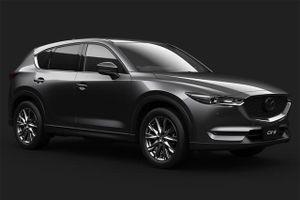 Mazda CX-5 bản nâng cấp: Mạnh mẽ hơn, thể thao hơn, giá 530 triệu đồng