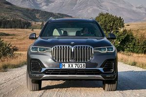 SUV BMW X7 2019 trình làng, đối đầu Audi Q7