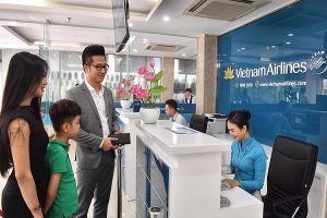 Vietnam Airlines mở dịch vụ check-in ngay tại trung tâm thành phố, không cần ra sân bay