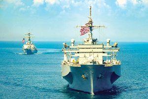 Trung - Mỹ sẵn sàng đối đầu trên biển Đông