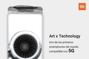 Xiaomi ra mắt điện thoại Android đầu tiên trên thế giới với RAM 10 GB
