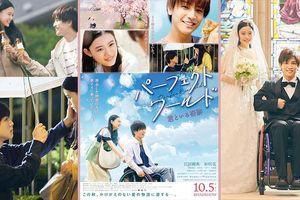 'Perfect World Kimi to Iru Kiseki' tung ảnh cưới rạng ngời hạnh phúc