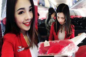 Vẻ đẹp không tì vết của nữ tiếp viên hàng không 'xinh nhất thế giới' khiến dân tình chẳng thể rời mắt