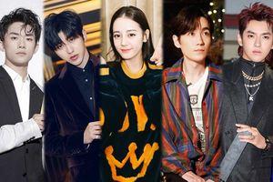 BXH sao quyền lực tuần 2 tháng 10 Weibo: Ngô Diệc Phàm, Địch Lệ Nhiệt Ba tăng 27 hạng - Thái Từ Khôn, Chu Nhất Long dẫn đầu