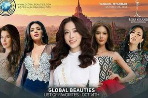 Chẳng cần 'in-top' dự đoán, Phương Nga vẫn khiến loạt đối thủ Miss Grand International 'ghen tỵ' vì lý do này!
