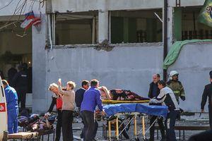 Tiết lộ nguyên nhân vụ xả súng trường học làm 18 người chết ở Crimea