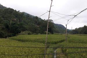 Lang Chánh (Thanh Hóa): Hàng nghìn hộ dân vẫn chưa được dùng điện lưới quốc gia