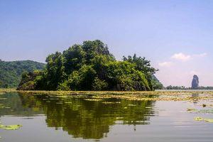 Hà Nội: Phê duyệt đánh giá tác động môi trường xử lý cấp bách chống sạt lở đê hồ Quan Sơn