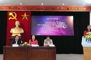 Phát động cuộc thi ảnh nghệ thuật quốc tế về Hà Nội
