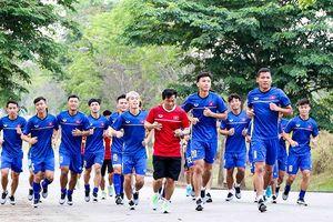 VFF thông báo - cấm ghi hình đội tuyển Việt Nam thi đấu ở Hàn Quốc