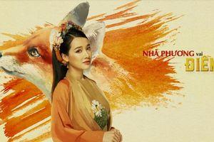 Xuất hiện trong trailer phim cổ trang, Nhã Phương nhận được 'cơn mưa lời khen' về nhan sắc