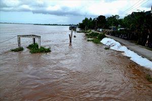 Vĩnh Long: Chủ động ứng phó với thiên tai mùa mưa lũ