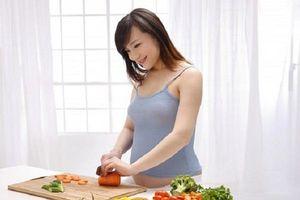 7 loại rau bà bầu không nên ăn để tránh sảy thai