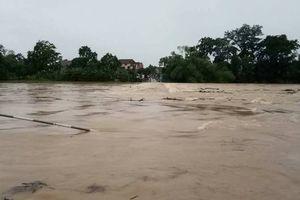 Cảnh báo mưa lớn và ngập úng cục bộ từ Thanh Hóa đến Hà Tĩnh