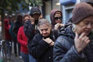 WB: Tỷ lệ người nghèo ở các nền kinh tế giàu có đang tăng lên