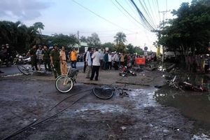 Bộ Công an chỉ đạo điều tra vụ đứt dây điện khiến 6 học sinh thương vong