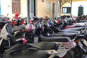 Triệt phá đường dây tiêu thụ xe gian lớn tại Bình Thuận