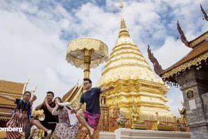 Du khách tới Thái Lan tiêu tiền nhiều nhất châu Á