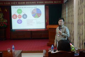 120 đoàn viên Công đoàn GTVT Bắc Ninh tập huấn ATGT