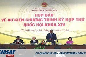 Quốc hội sẽ thông qua Luật Phòng, chống tham nhũng tại kỳ họp thứ 6