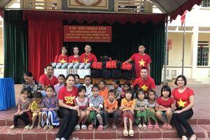 Doanh nhân Nguyễn Thị Thu Hiên: 'Người đi góp nhặt yêu thương'